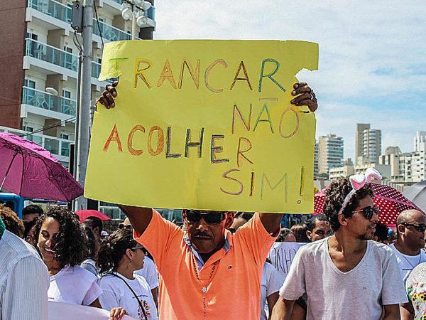 Credito:Gabriela Barros/Brasil de Fato